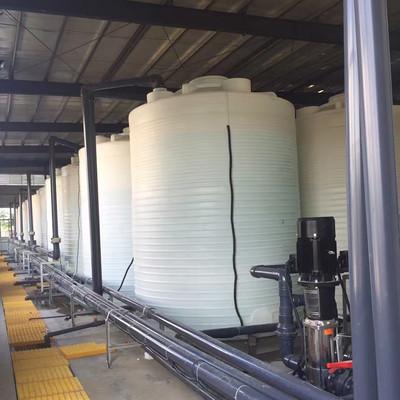 水处理水箱
