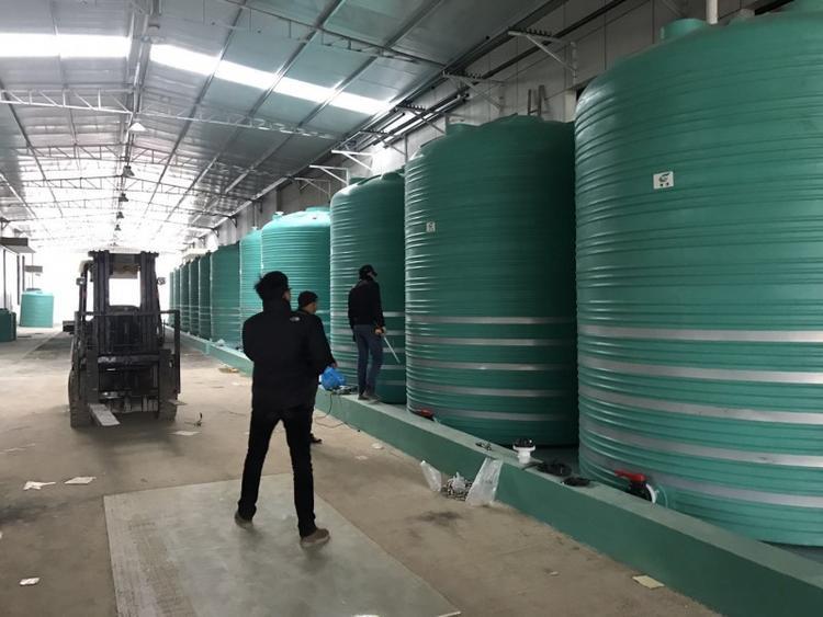 塑料水塔_塑料水箱_PE水箱