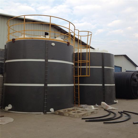 化工储罐15立方金华10吨减水剂塑料桶PE水箱 杭州环保专用20吨塑料水箱