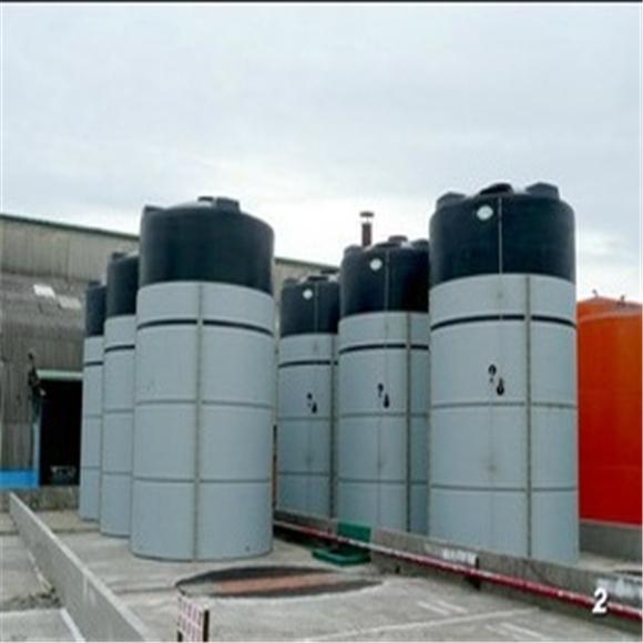 减水剂化工储罐30立方耐酸碱20吨水箱防腐蚀水处理10000L塑料水塔