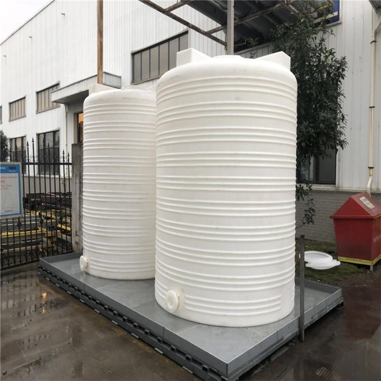 20立方塑料水箱尺寸 20吨塑料容器 塑料储罐