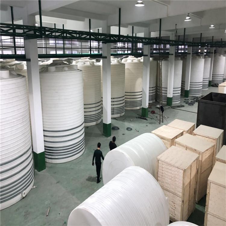 厂家直供一次成型PE化工容器 PE滚塑储罐 PE酸碱储罐 PE塑胶储罐