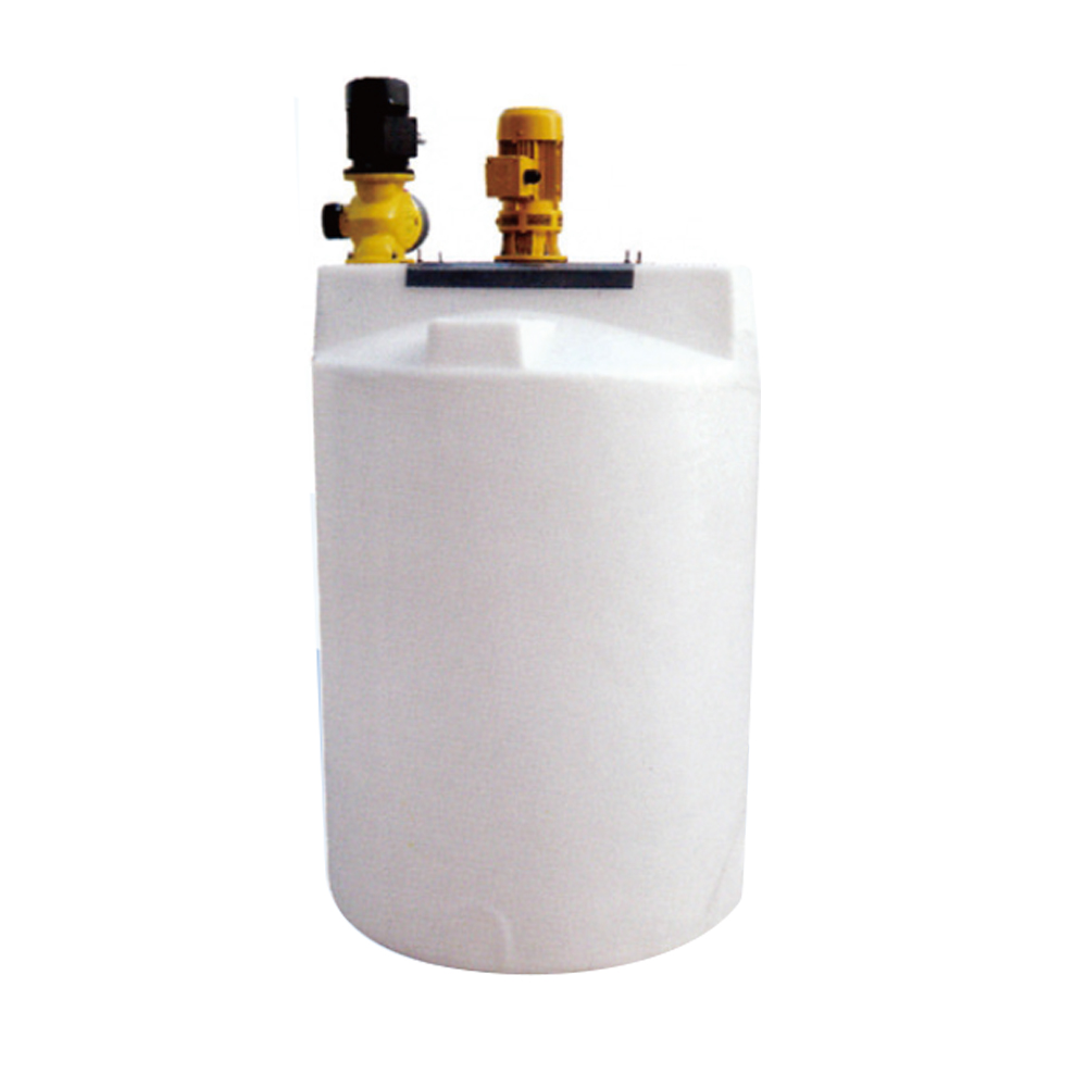 塑料加药箱MC-1000L塑料加药桶耐腐蚀指标