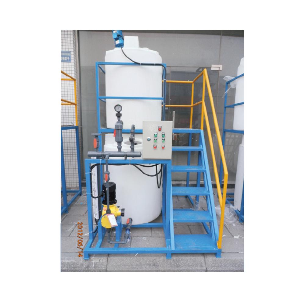 2立方塑料加药箱MC-2000L塑料加药箱物理机械性能指标